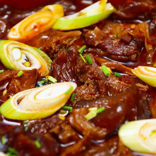 [牛肉火锅]肉粒饱满 入味耐嚼  800g/袋装 2种口味可选 商品图6