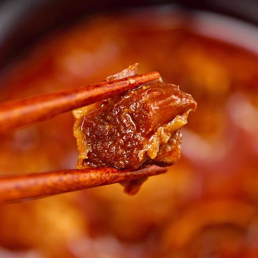 [牛肉火锅]肉粒饱满 入味耐嚼  800g/袋装 2种口味可选 商品图4