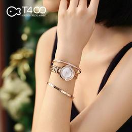 【邓紫棋推荐 限定礼盒】T400手表+手镯三件套 手表手镯三件套圣诞情人节礼物