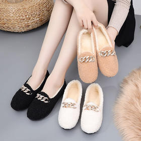 PDD-WXSYXC201129新款时尚休闲百搭加绒加厚轻便保暖棉鞋TZF