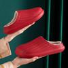 PDD-SD201129外穿防水EVA毛绒滑情侣棉拖鞋TZF 商品缩略图2