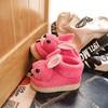 PDD-ASJJX201130冬季儿童居家可爱卡通兔包跟棉鞋TZF 商品缩略图5
