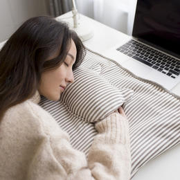 【USB发热多功能暖身毯】可披可搭可穿创意多用发热电暖毯圣诞礼物