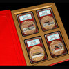 故宫邮票花丝纪念银章(四枚) 商品缩略图0