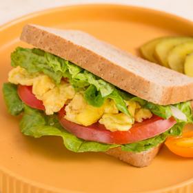 农道好物 | 低脂全麦面包  松软可口  清甜不腻  500g/箱 | 基础商品