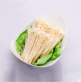 【时令蔬菜】金针菇500g±20g