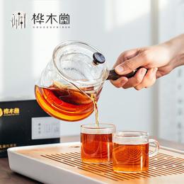 【白桦茸茶】来自西伯利亚的长寿茶  保持血管年轻 畅通 橙黄透亮 香味扑鼻 清爽解腻