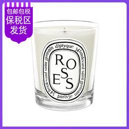 海淘 法国Diptyque奢级香薰蜡烛 蒂普提克家居香氛 玫瑰 70g