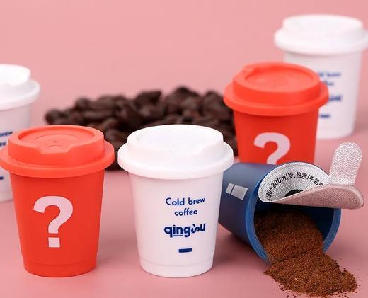 【轻诉】冷萃冻干咖啡 全新上线 /   混合12颗装  随时随地享有一杯好咖啡 商品图10