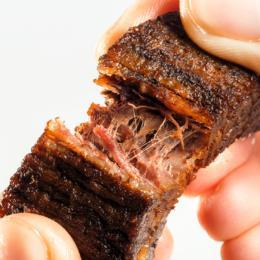 [卤牛肉]三分软七分韧 湿度与嚼劲达到微妙的平衡  70g/罐装