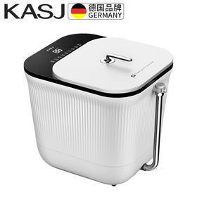 德国KASJ凯诗捷泡脚桶电动按摩全自动加热足浴盆家用恒温洗脚神器