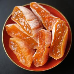[临朐出口级微霜流心柿饼礼盒装 需冷冻保存] 生长在青山绿水间   柿子天然原生态 (独立小包装)2斤/3斤可选