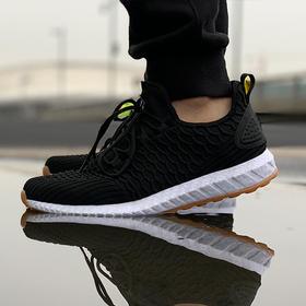 【库友特惠】雨屏防水透气 黑科技针织面 缓震EVA爆米花鞋底 安哥拉防水鞋