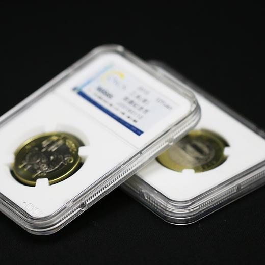 【二轮羊】2015羊年流通纪念币封装版·中国人民银行发行 商品图2