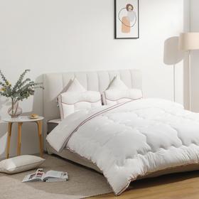 器材库   一默加厚保温智能控温双人床被芯棉冬季被子