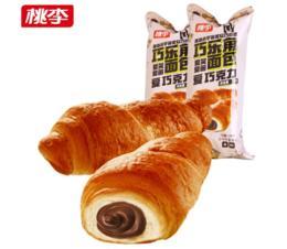 桃李巧乐角面包75g/袋