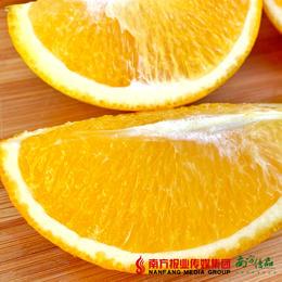 【全国包邮】百甘园永兴冰糖橙 毛重9斤±2两/箱(72小时内发货)