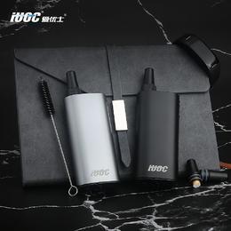 IUOC爱优士2.0电加热烟斗烟具烤烟器无灰无明火IQO空气净化器。