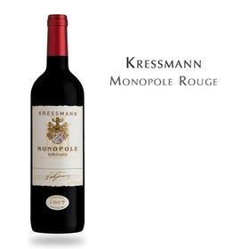 科瑞丝曼黄牌红, 法国波尔多AOC Kressmann Monopole Rouge, France Bordeaux AOC