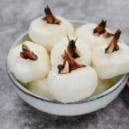 湖北新鲜马蹄  清甜脆荸荠  可即食可煲汤炒菜  3-9斤装