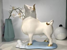 牛年好礼| 艺术家限量雕塑——扭转乾坤