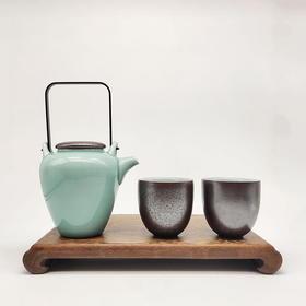 青瓷茶具套装*青露