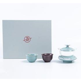 青瓷茶具套装*青云