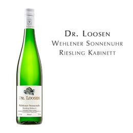 露森卫恩日晷园雷司令珍藏,  德国 莫舍尔 Dr. Loosen Wehlener Sonnenuhr Riesling Kabinett, Germany Mosel