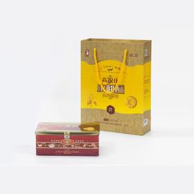 高家庄 精装铁罐小桃酥 2罐装 共1036克