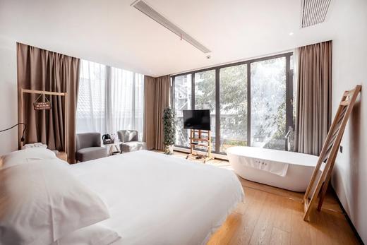 【杭州·临安】杭州留岩民宿 超值滑雪自由行套餐 商品图4
