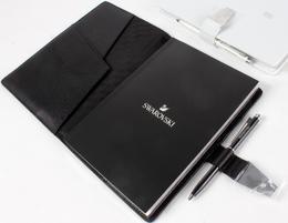 施华洛世奇|商务专属—笔记本套装(配圆珠笔)