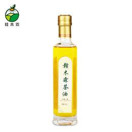 赣木霖有机山茶籽油纯正压榨食用油赣南植物油婴儿山茶油250ml