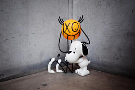 "André Saraiva x Mr. A | ""Style A""  【Snoopy】"