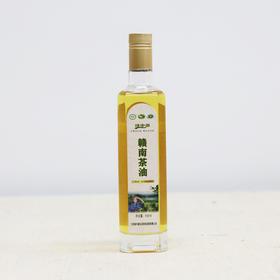 绿中源赣南茶油 一级压榨 纯山茶油 500毫升/瓶