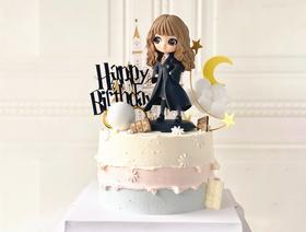 赫敏公主魔法蛋糕
