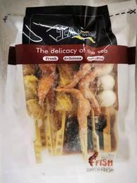 【半岛商城】关东煮 10串 400克左右/袋  7种口味随机