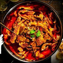 加热即食 公安牛肉火锅