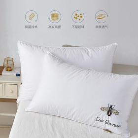PDD-LACASA210123新款家用柔软全棉枕芯护颈椎助睡眠枕头TZF