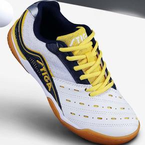 Stiga斯蒂卡乒乓球鞋男女款斯帝卡专业乒乓球运动鞋防滑2021