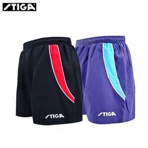 STIGA斯帝卡 乒乓球裤短裤72121/141男女运动裤