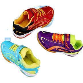 TIBHAR挺拔彩翼儿童乒乓球鞋男女童训练鞋防滑儿童鞋