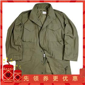 【美军经典军服】M65原版复刻野战风衣
