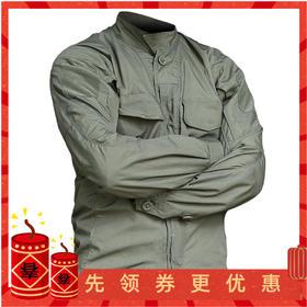 【抗撕扯多装载】塑型三防战术夹克