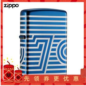 【70周年海军魂】zippo正版原装进口打火机