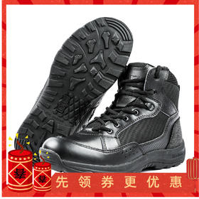 【多种战术科技】胡蜂侧拉链作战靴EVTZ