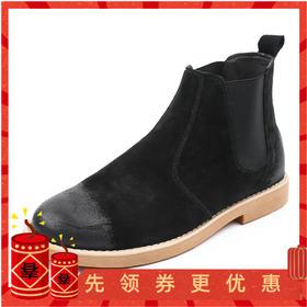 【型男百搭】品质经典切尔西靴