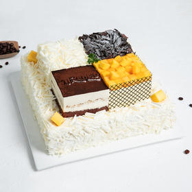 双层6磅四重奏 蛋糕(柳州)