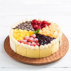 【特价138元】花漾蜜语蛋糕(德州)