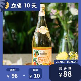 [凯特伦堡桃子宝乐气泡配制酒]桃香扑鼻 气泡绵密 无法拒绝的桃子气泡水 750ml/瓶