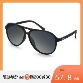 蓝其Bluekiki偏光太阳镜墨镜+太阳镜夹片